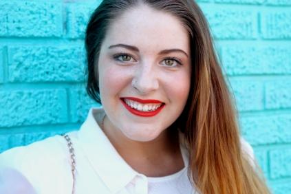 Lipstick: Lady Danger by MAC Cosmetics