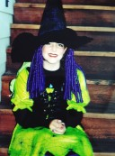 Age 9: A Cute Witch