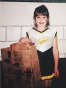 Age 6: Sun Devils Cheerleader