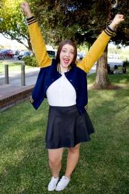 Skirt // Lily White // Nordstrom BP